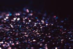 Предпосылка состава абстрактных сияющих ярких блесков фиолетовая Стоковые Фотографии RF