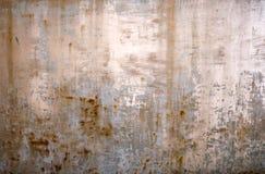 Предпосылка старого металла красочная стоковое изображение