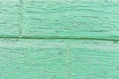 Предпосылка старых покрашенных цвета известк доск с геометрической картиной Стоковое Изображение RF