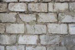 Предпосылка стена от старых строительных блоков Стоковое Изображение RF