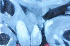 Предпосылка стены покрашенной конспектом Стоковое фото RF