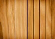 Предпосылка стены планки Брайна деревянная Стоковые Фото