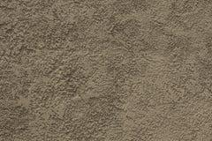 Предпосылка стены цемента русая Стоковая Фотография RF