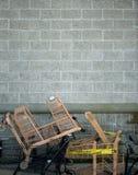 Предпосылка стены Condrete Стоковое Изображение RF