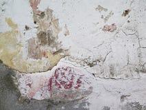 Предпосылка стены Grunge Стоковая Фотография