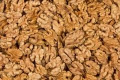 Предпосылка стерженя грецких орехов Стоковые Изображения