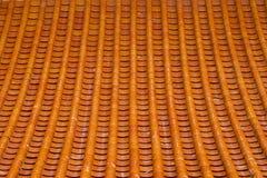 Предпосылка строки крыши Стоковые Фотографии RF