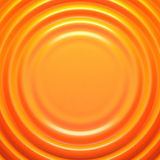 Предпосылка струят апельсином, который Стоковая Фотография