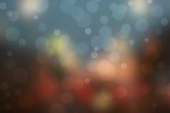 Предпосылка 2015 счастливого bokeh Нового Года абстрактная Стоковые Фотографии RF