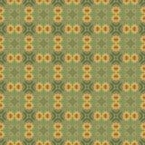 Предпосылка с абстрактной картиной цветков Стоковые Изображения