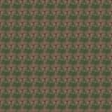 Предпосылка с абстрактной картиной цветков Стоковая Фотография RF