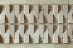 Предпосылка с блоками Стоковая Фотография RF