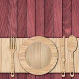 Предпосылка сделанная из древесины стоковые фото