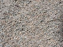 Предпосылка сделанная из фото конца-вверх задавленного камня Стоковое Изображение