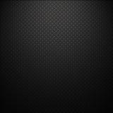 Предпосылка сделанная по образцу чернотой Стоковое Фото