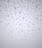 Предпосылка с звездами Стоковое Изображение RF