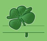 Предпосылка дня St. Patricks стоковые фотографии rf
