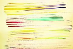 Предпосылка с нашивками других цветов Стоковое Изображение RF