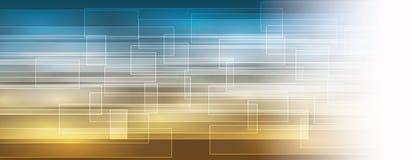 Предпосылка с прозрачными выделенными квадратами Стоковые Изображения RF