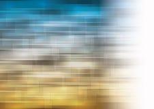 Предпосылка с прозрачными выделенными квадратами Стоковое Изображение RF
