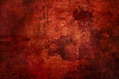 Предпосылка с пятнами крови Стоковая Фотография RF