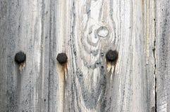 Предпосылка с текстурами на старой древесине Стоковая Фотография RF