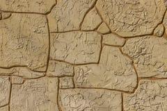 Предпосылка с текстурой класть песчаника Стоковое Изображение