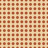 Предпосылка с цветками Стоковая Фотография RF
