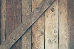 Предпосылка, текстура, древесина, старая, год сбора винограда Стоковая Фотография RF