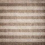Предпосылка текстурированной белизны коричневого цвета textil стоковая фотография