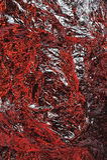 Предпосылка текстуры алюминиевой фольги Стоковые Фотографии RF
