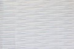 Предпосылка текстуры белой ткани Стоковые Фотографии RF