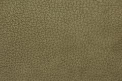 Предпосылка текстуры Брайна кожаная grained Стоковые Фотографии RF