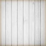 Предпосылка текстуры деревянной планки сосны белая Стоковые Фото