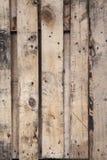 Предпосылка текстуры деревянных планок абстрактная. Стоковые Изображения