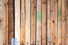 Предпосылка текстуры деревянных планок абстрактная. Стоковые Изображения RF