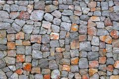 Предпосылка текстуры каменная, красивая каменная поверхность Стоковая Фотография
