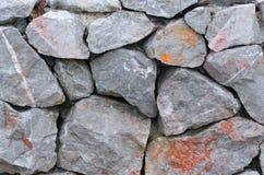 Предпосылка текстуры каменная, красивая каменная поверхность Стоковые Фотографии RF
