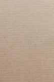 Предпосылка текстуры картона Стоковые Изображения