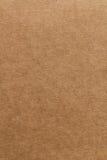Предпосылка текстуры картона Стоковая Фотография