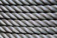 Предпосылка текстуры катушки веревочки доставки Стоковые Фото