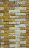 Предпосылка текстуры кирпичной стены Брайна Стоковые Изображения