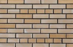Предпосылка текстуры кирпичной стены Стоковое Изображение RF