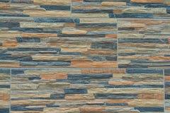 Предпосылка текстуры кирпичной стены Стоковая Фотография