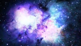 Предпосылка текстуры космоса Стоковые Фотографии RF
