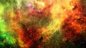 Предпосылка текстуры космоса Стоковые Фото