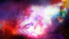 Предпосылка текстуры космоса Стоковые Изображения RF