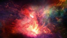 Предпосылка текстуры космоса Стоковое Изображение