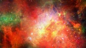Предпосылка текстуры космоса Стоковое Фото