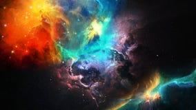 Предпосылка текстуры космоса Стоковая Фотография RF